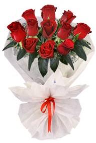 11 adet gül buketi  İstanbul Ümraniye internetten çiçek siparişi  kirmizi gül