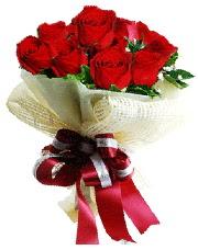 Görsel 12 adet kırmızı gül buketi  İstanbul Ümraniye online çiçek gönderme sipariş