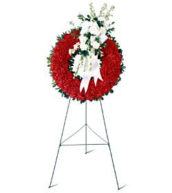 İstanbul Ümraniye internetten çiçek satışı  Amerikan tipi tören çiçegi