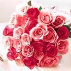 11 adet renkli gül buketi   İstanbul Ümraniye çiçek servisi , çiçekçi adresleri
