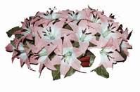 yapay karisik çiçek sepeti   İstanbul Ümraniye çiçekçi mağazası