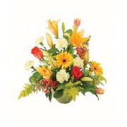 karisik renkli çiçekler tanzim   İstanbul Ümraniye çiçek gönderme sitemiz güvenlidir
