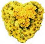 kalp biçiminde sevgisel   İstanbul Ümraniye çiçekçi telefonları
