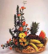 sepet  ve  meyva  sepeti   İstanbul Ümraniye çiçek gönderme
