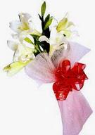 İstanbul Ümraniye çiçek , çiçekçi , çiçekçilik  ince vazoda gerbera ve ayi