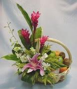 mevsim meyvalari ve sepet   İstanbul Ümraniye çiçek yolla