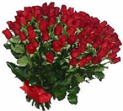 51 adet kirmizi gül buketi  İstanbul Ümraniye çiçekçiler