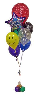 İstanbul Ümraniye çiçek , çiçekçi , çiçekçilik  Sevdiklerinize 17 adet uçan balon demeti yollayin.