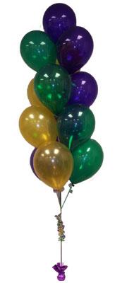 İstanbul Ümraniye ucuz çiçek gönder  Sevdiklerinize 17 adet uçan balon demeti yollayin.