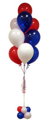 İstanbul Ümraniye hediye çiçek yolla  Sevdiklerinize 17 adet uçan balon demeti yollayin.