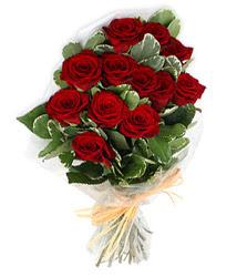 İstanbul Ümraniye çiçek yolla , çiçek gönder , çiçekçi   9 lu kirmizi gül buketi.