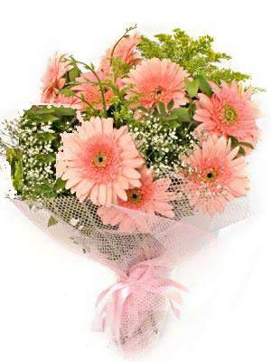 İstanbul Ümraniye çiçek satışı  11 adet gerbera çiçegi buketi