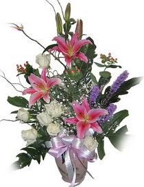 İstanbul Ümraniye çiçekçiler  Görsel aranjman tanzimi - Görsellikte son sinir -