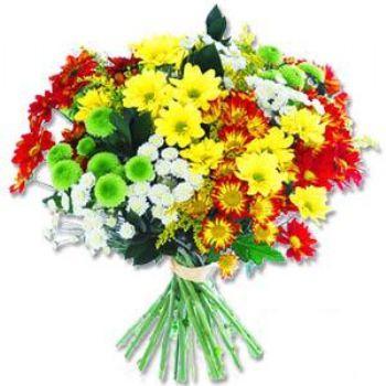 Kir çiçeklerinden buket modeli  İstanbul Ümraniye online çiçek gönderme sipariş