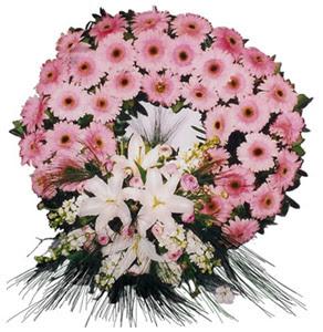 Cenaze çelengi cenaze çiçekleri  İstanbul Ümraniye çiçek siparişi vermek