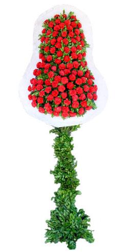 Dügün nikah açilis çiçekleri sepet modeli  İstanbul Ümraniye İnternetten çiçek siparişi