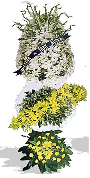 Dügün nikah açilis çiçekleri sepet modeli  İstanbul Ümraniye çiçek , çiçekçi , çiçekçilik