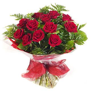 Ucuz Çiçek siparisi 11 kirmizi gül buketi  İstanbul Ümraniye çiçek online çiçek siparişi