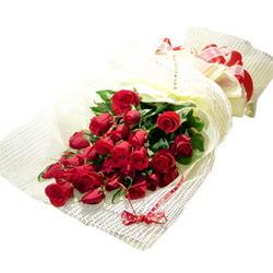 Çiçek gönderme 13 adet kirmizi gül buketi  İstanbul Ümraniye çiçek satışı