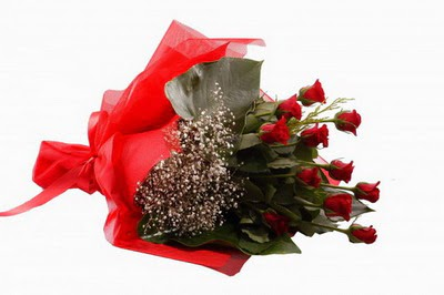 İstanbul Ümraniye çiçek siparişi sitesi  11 adet kirmizi gül buketi çiçekçi