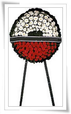 İstanbul Ümraniye uluslararası çiçek gönderme  cenaze çiçekleri modeli çiçek siparisi