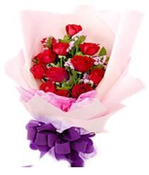 7 gülden kirmizi gül buketi sevenler alsin  İstanbul Ümraniye çiçek gönderme sitemiz güvenlidir