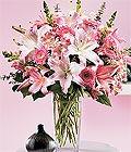 İstanbul Ümraniye çiçek yolla , çiçek gönder , çiçekçi   Kazablanka biçme vazoda