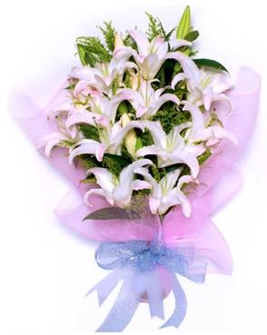 5 dal kazablankadan muhteşem buket  İstanbul Ümraniye hediye çiçek yolla