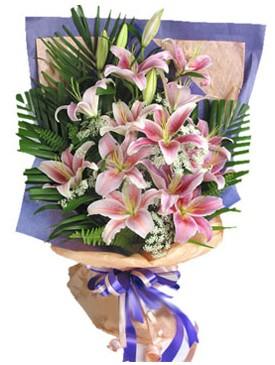 7 dal kazablankadan görsel buket  İstanbul Ümraniye kaliteli taze ve ucuz çiçekler