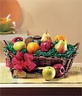 İstanbul Ümraniye İnternetten çiçek siparişi  Sevgi meyvalari hediye sepeti