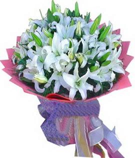 7 dal cazablanca görsel buketi  İstanbul Ümraniye çiçekçi mağazası