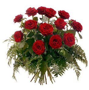 İstanbul Ümraniye internetten çiçek satışı  15 adet kırmızı gülden buket