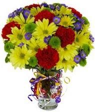 En güzel hediye karışık mevsim çiçeği  İstanbul Ümraniye hediye çiçek yolla