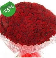 151 adet sevdiğime özel kırmızı gül buketi  İstanbul Ümraniye çiçek siparişi sitesi