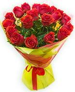19 Adet kırmızı gül buketi  İstanbul Ümraniye çiçek siparişi vermek