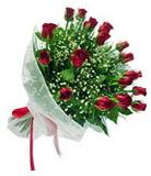 11 adet şahane gül buketi  İstanbul Ümraniye internetten çiçek satışı