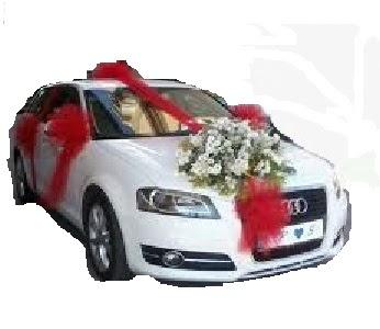 İstanbul Ümraniye hediye çiçek yolla  Gelin arabası sünnet arabası süsleme