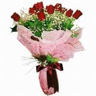İstanbul Ümraniye çiçek siparişi sitesi  12 adet kirmizi kalite gül