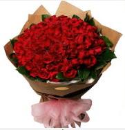 101 kırmızı gül buketi 1 günlüğüne indirimde  İstanbul Ümraniye çiçekçiler
