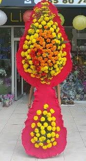 Çift katlı düğün nikah açılış çiçeği  İstanbul Ümraniye çiçek mağazası , çiçekçi adresleri