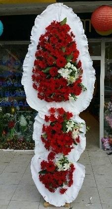 3 katlı Düğün Açılış Nikah Çiçeği  İstanbul Ümraniye çiçekçiler