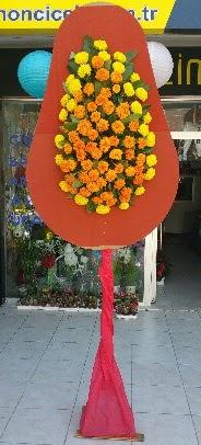 Tek katlı düğün nikah açılış çiçeği  İstanbul Ümraniye çiçek siparişi vermek