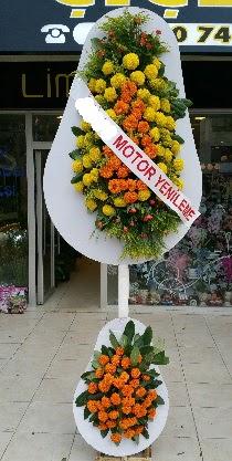 Çift katlı düğün Nikah İşyeri Açılış çiçek  İstanbul Ümraniye online çiçek gönderme sipariş
