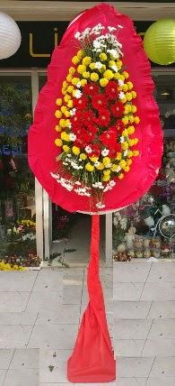İstanbul Ümraniye çiçek siparişi sitesi  Tek katlı düğün nikah çiçeği