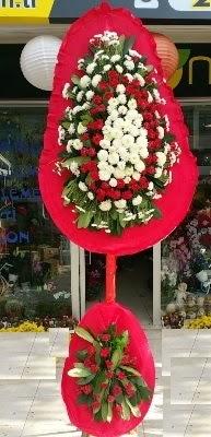 Çift katlı düğün çiçekleri  İstanbul Ümraniye çiçek servisi , çiçekçi adresleri