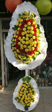 Çift katlı düğün açılış çiçek modeli  İstanbul Ümraniye çiçek siparişi sitesi