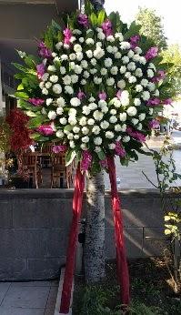 İstanbul Ümraniye internetten çiçek siparişi  Cenaze Çelengi  İstanbul Ümraniye çiçek siparişi sitesi