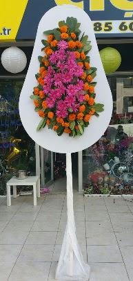 Tek katlı düğün nikah açılış çiçeği  İstanbul Ümraniye çiçek siparişi sitesi