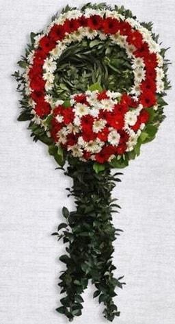 Cenaze çiçeği çiçek modeli  İstanbul Ümraniye internetten çiçek satışı