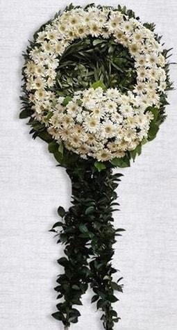 Cenaze çiçeği çiçek modeli  İstanbul Ümraniye online çiçek gönderme sipariş